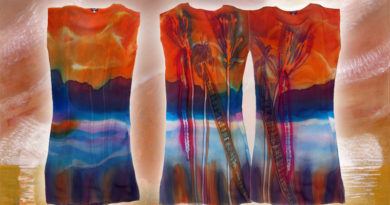 """Hedva Megged: """"quem veste as roupas faz a sua interpretação pessoal"""""""