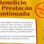 Manifesto em defesa do Benefício de Prestação Continuada – BPC