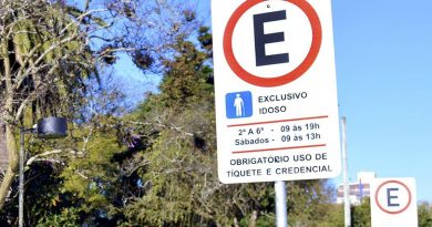 Prioridade legal de vagas aos idosos nos estacionamentos