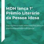 """""""Memórias do lugar onde eu vivo"""" é tema de concurso do MDH"""
