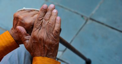 Envelhecimento: um olhar para o envelhecer