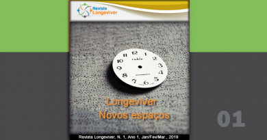 Revista Longeviver – Ano I, N° 1 Jan/Fev/Mar.2019