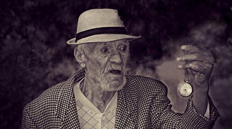 Velhice: um diálogo com o tempo