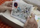 Arteterapia nas paisagens das velhices