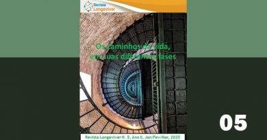 Revista Longeviver – Ano II  Nº5, Jan/Fev/Mar 2020