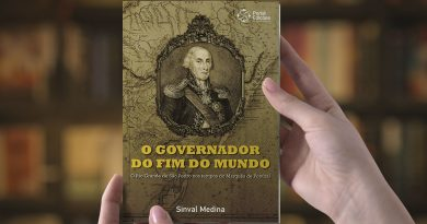 O governador do fim do mundo