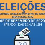 Inscrições abertas para conselheira(o) do Grande Conselho Municipal do Idoso – São Paulo