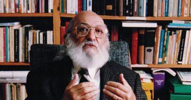 Mais que nunca, é preciso Paulo Freire
